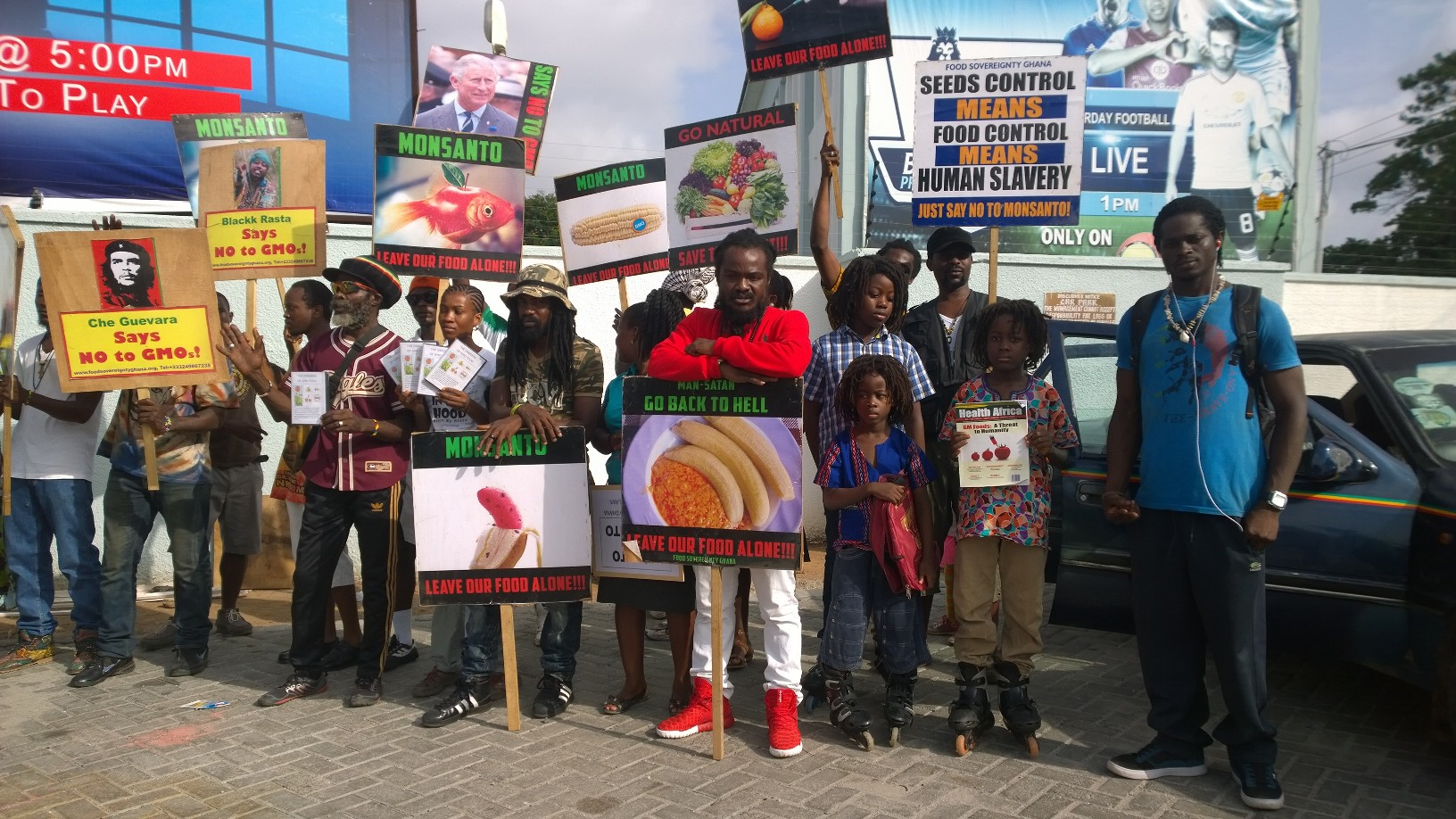 March Against Monsanto ACCRA, Sat, May 21, 2016