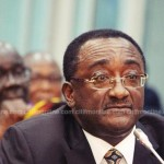 Hon. Dr. Owusu Afriyie Akoto as Minister-Designate for Food and Agriculture.