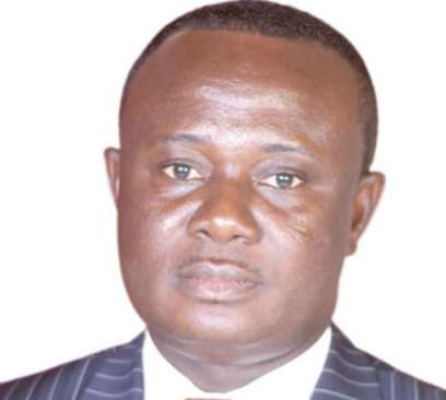 Hon. Joseph Osei-Owusu,  Chairman of the Appointments Committee, and First Deputy Speaker of Parliament