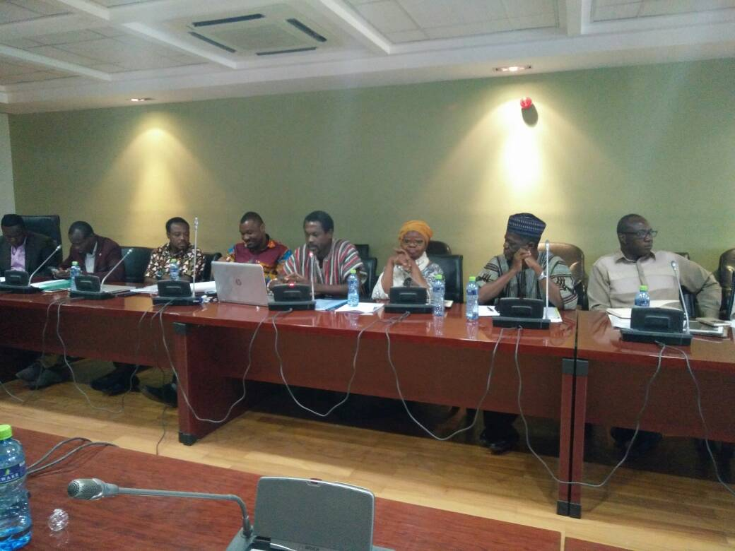 Parliament Meets With CSO/FBOs Over PBB, GMOs, and Post Harvest Loss